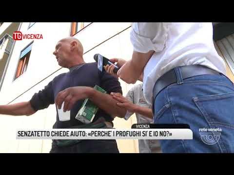 SENZATETTO ITALIANO CHIEDE AIUTO: «PERCHE' I PROFUGHI SI' E IO NO?»