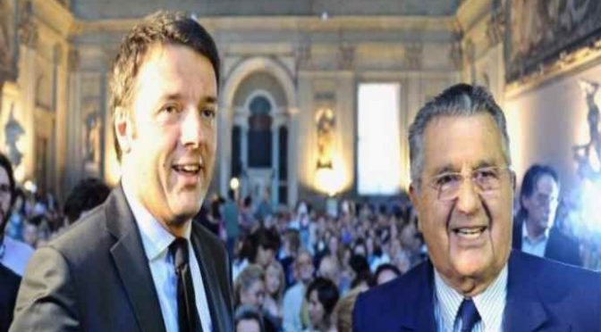 """Banche, la soffiata da 600mila euro a De Benedetti: """"Renzi mi ha detto che passa"""""""