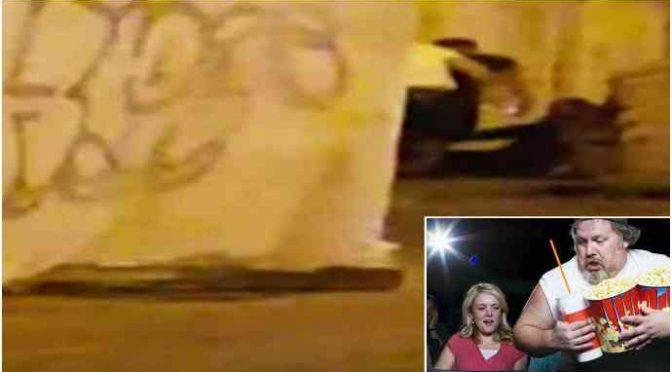 Livorno, ladro marocchino linciato da Italiani – VIDEO