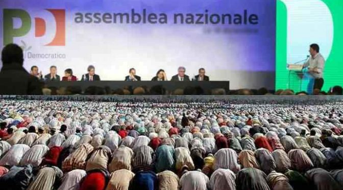 PD impedisce referendum anti-Moschea a Pisa e Firenze