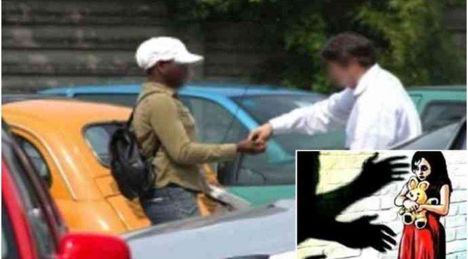 Parcheggiatore abusivo africano violenta bimba di 11 anni