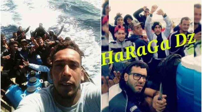 Barchini di clandestini si scontrano mentre fanno selfie: 12 dispersi