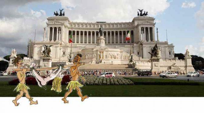 Barbari a Roma: 3 stupri in 7 giorni, turiste carne da macello
