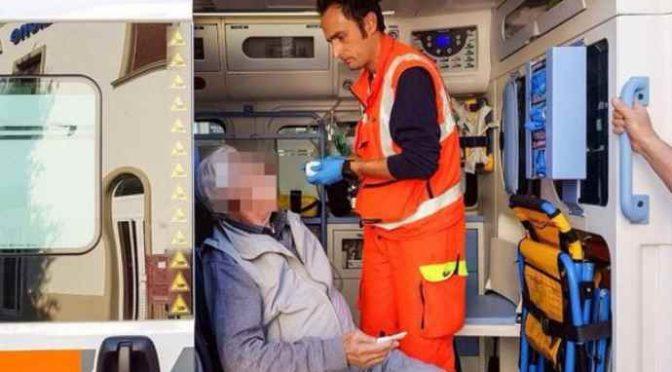 """""""In stazione non si può fumare"""", Anziano massacrato di botte da migrante"""