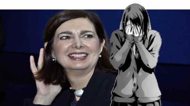 Stuprata dai Rom chiede aiuto a Boldrini, lei non risponde