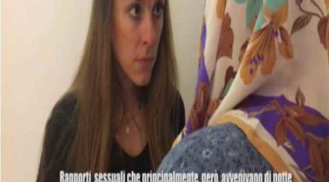 Giulia abusata per mesi da islamico con 6 fogli di via – VIDEO