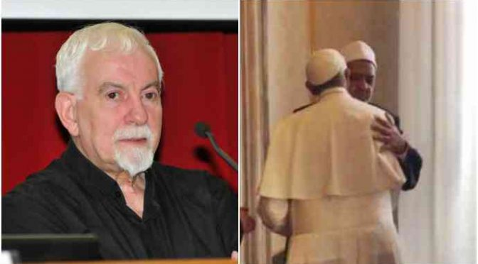 """Gesuita accusa Bergoglio: """"Non si dialoga con Islam barbaro"""""""