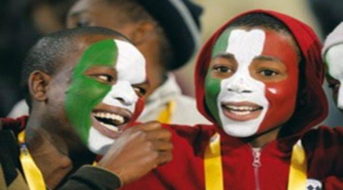 Bambina nigeriana di 3 anni porta droga all'asilo