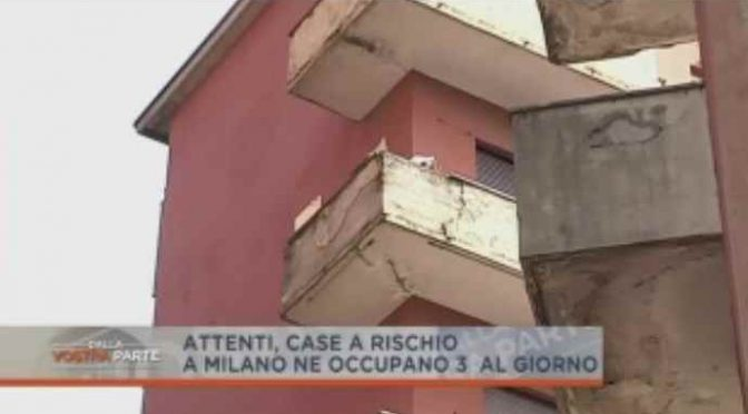 Rom padroni delle case popolari: occupano e le riaffittano! – VIDEO