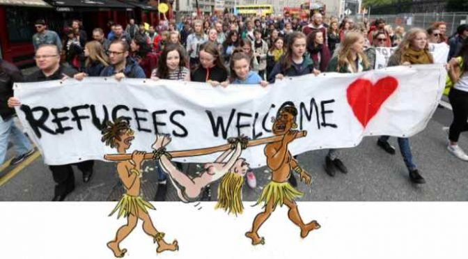 """Pd rivela notizia nascosta: """"Altre 3 ragazze violentate dai profughi"""""""