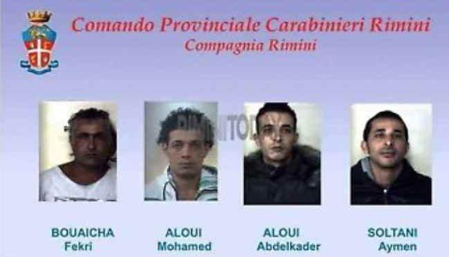 Stupri Rimini, magistrato indaga chi ha offeso spacciatori