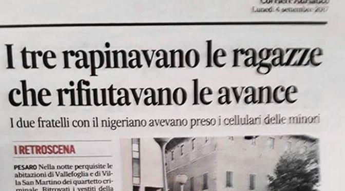 Stupratori Rimini: spuntano molestie di gruppo a ragazze italiane