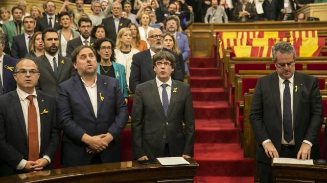 Catalogna dichiara indipendenza, inizia la seconda guerra civile spagnola