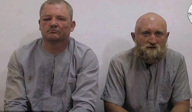 Rifiutano di convertirsi a Islam: soldati russi giustiziati – VIDEO