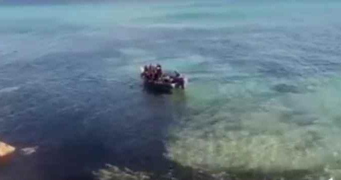"""Incredibile sbarco, Algerini: """"Qui per via Roma?"""" – VIDEO"""