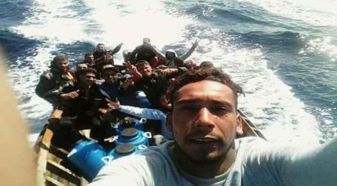 Sbarchi di Algerini in Sardegna, 60 in poche ore