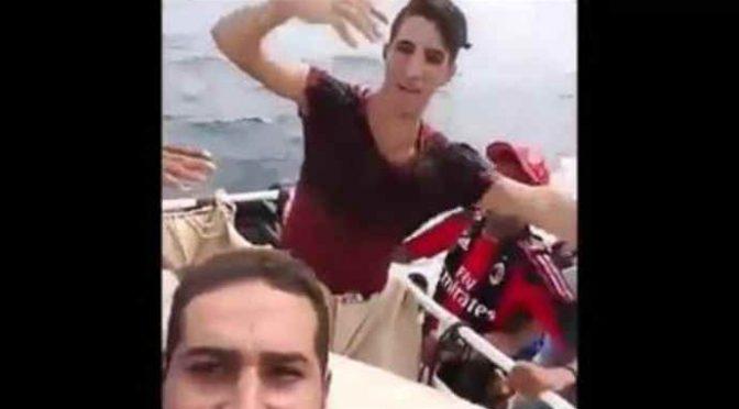 """Maghrebini annunciano arrivo su Facebook: """"Stiamo arrivando"""" – VIDEO"""