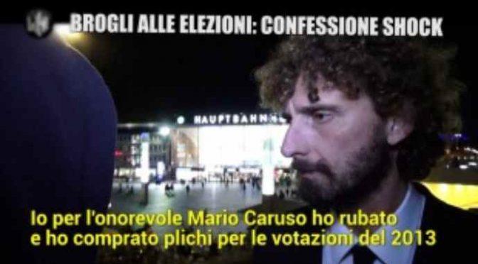 Il Pd prepara già i brogli elettorali: candida Salvini Roberto e Meloni Elisa