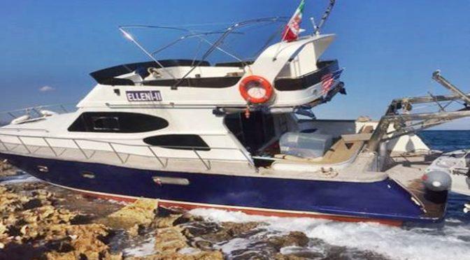 ASSALTO ISLAMICO ALL'ITALIA: YACHT SCARICA 100 MUSULMANI