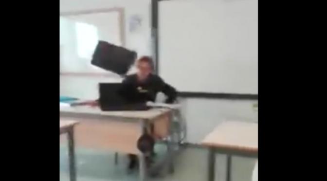 Lancio di oggetti contro prof, denunciati studenti nordafricani