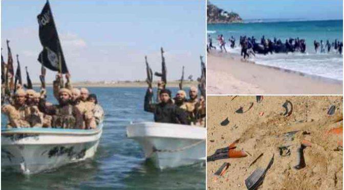 GOVERNO TUNISINO ARRESTA TERRORISTI ISLAMICI, SU BARCONI VERSO ITALIA