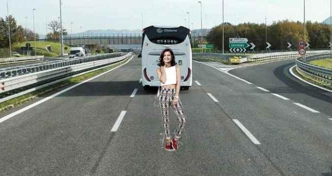 Investe delinquente in fuga in autostrada, indagato