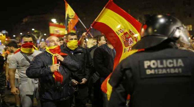 Governo catalano fugge in Belgio