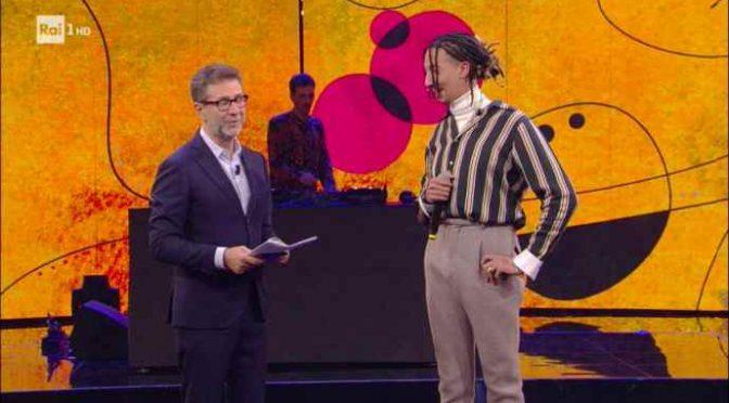 Fabio Fazio parla di Ius Soli, telespettatori in fuga