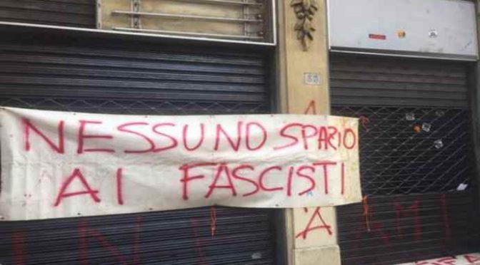 """Genova, centri sociali minacciano quartiere: """"Via CasaPound o torneremo"""""""