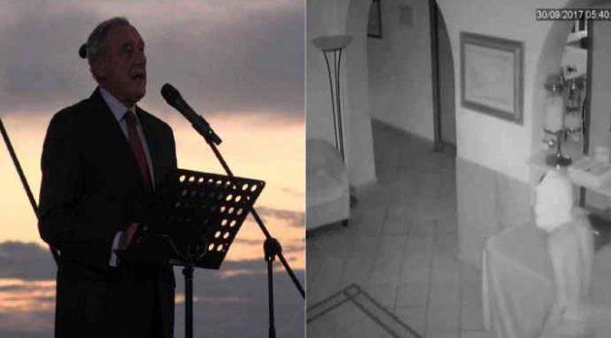 Lampedusa: mentre Grasso parla di integrazione, Tunisino svaligia hotel – VIDEO