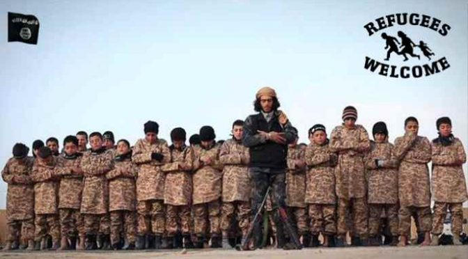 ISIS, rivelazione arrestato: bambini terroristi addestrati e poi inviati in Europa come profughi