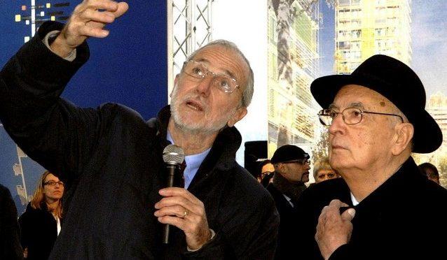 Renzo Piano sciopera per lo ius soli, ma si becca 1 milione dagli italiani