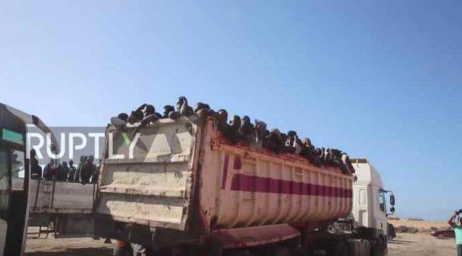 Marina libica 'ruba' 450 clandestini al governo italiano
