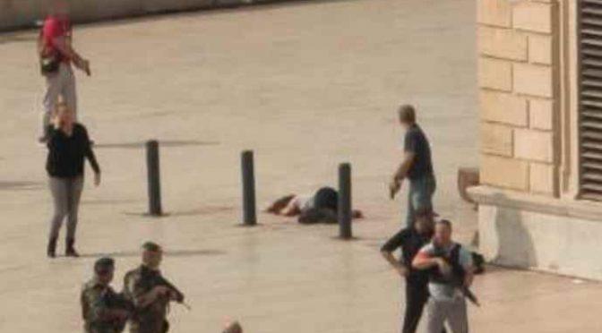 Sgozzatore islamico di Marsiglia viveva in Italia