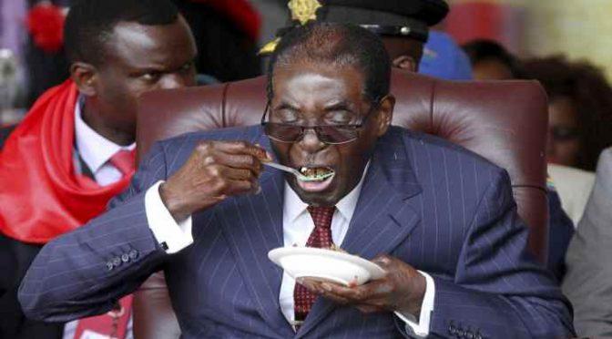 Offese Mugabe su Twitter, americana arrestata