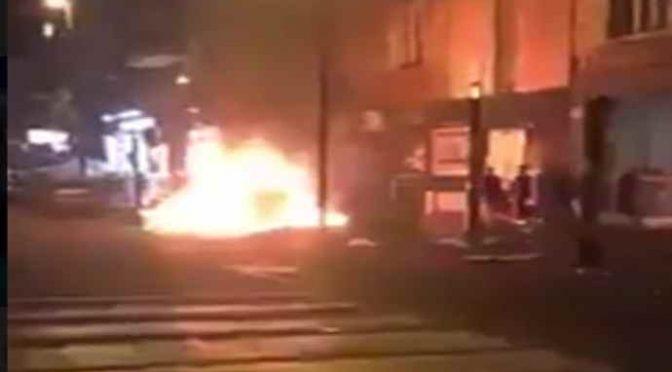 Prof osa rimproverare l'alunno Rom: devastate palestra, scuola e stazione, appiccati incendi