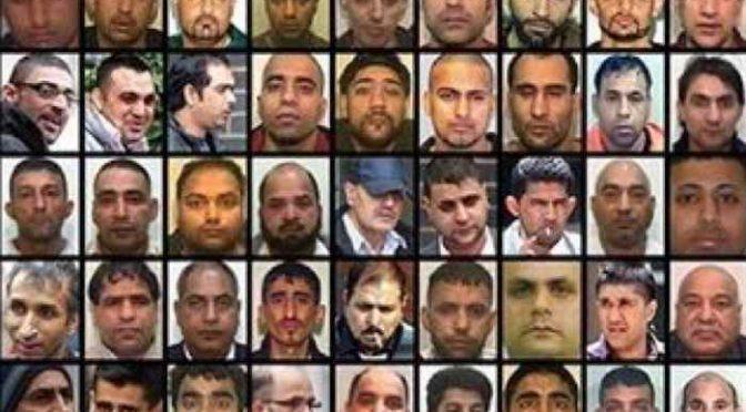 Arrestati 40 immigrati islamici, hanno stuprato 13 bambine