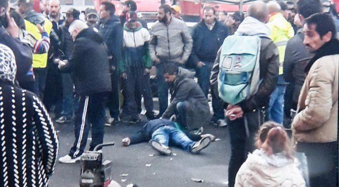 TORINO, NIGERIANO SGOZZA ITALIANO: MORTO DISSANGUATO