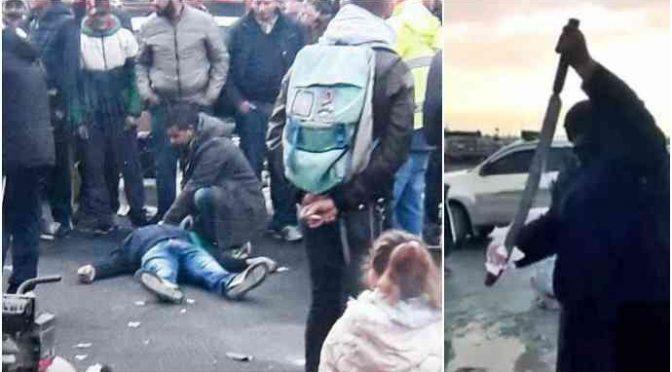 """Sgozzato a Torino: """"Ha pulito il coltello e si è acceso una sigaretta"""""""