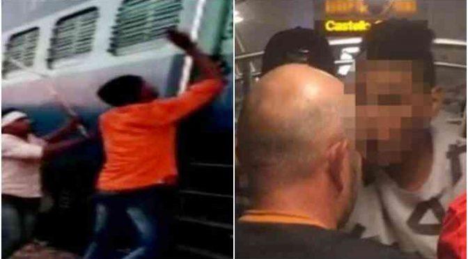 Gang nordafricana colpisce ancora, passeggeri terrorizzati