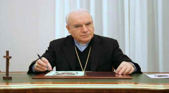 """Il vescovo sfida Bergoglio: """"Non sarò mai schiavo delll'Islam"""""""