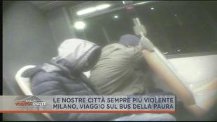 Milano, viaggiare su questo bus è da incubo – VIDEO