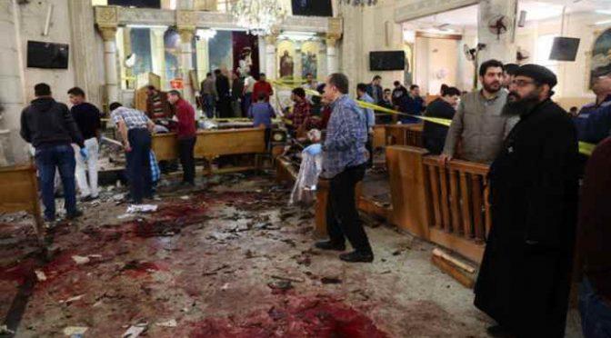 Mille Islamici assaltano chiesa e asilo nido cristiano