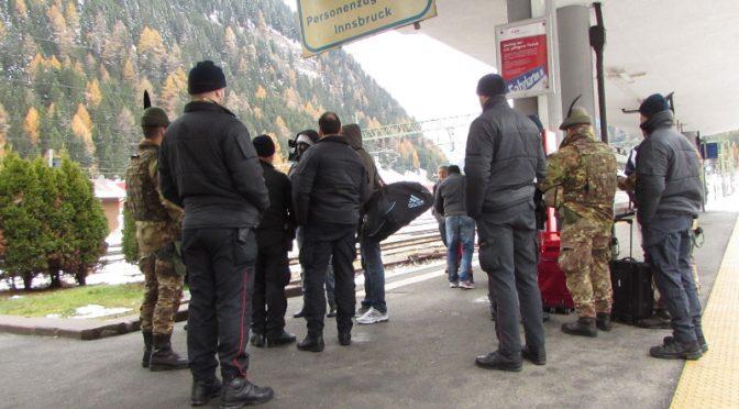 """Spacciatori Africani bloccano treno, esigono di entrare in Italia: """"Non torno in Germania"""""""