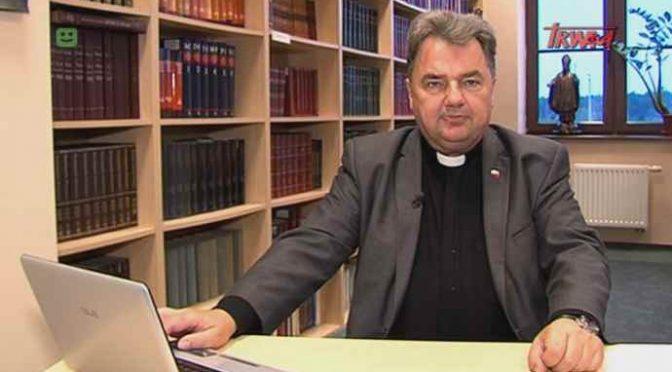 """Il teologo Bortkiewicz: """"In atto guerra di aggressione dell'Islam all'Europa"""""""