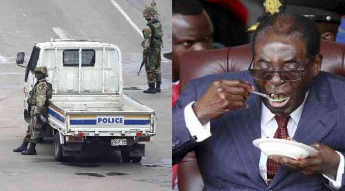 Addio a Mugabe, lo sterminatore di Bianchi: colpo di stato in Rhodesia – VIDEO