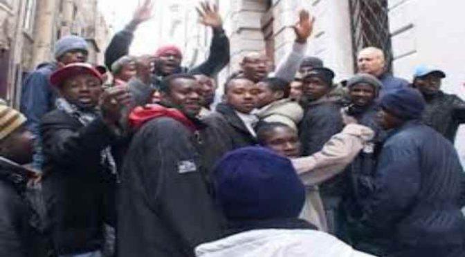 Corte europea costringe l'Italia ad accogliere Sudanesi