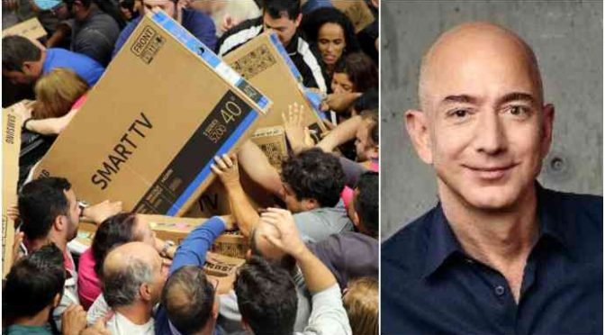 Trump attacca i privilegi di Amazon: paghi di più