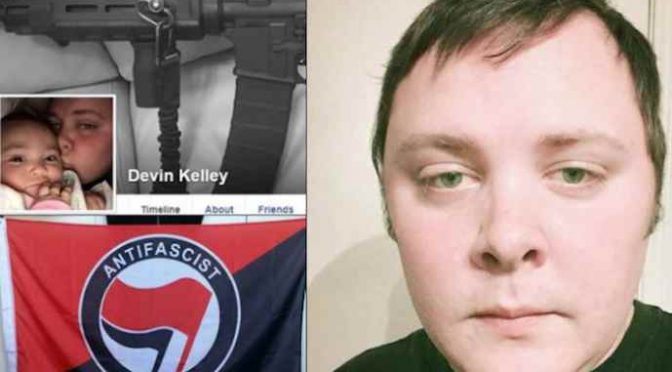 TEXAS: PRIMA STRAGE ISIS-ANTIFA?