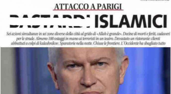 Belpietro assolto, non è reato offendere l'Islam